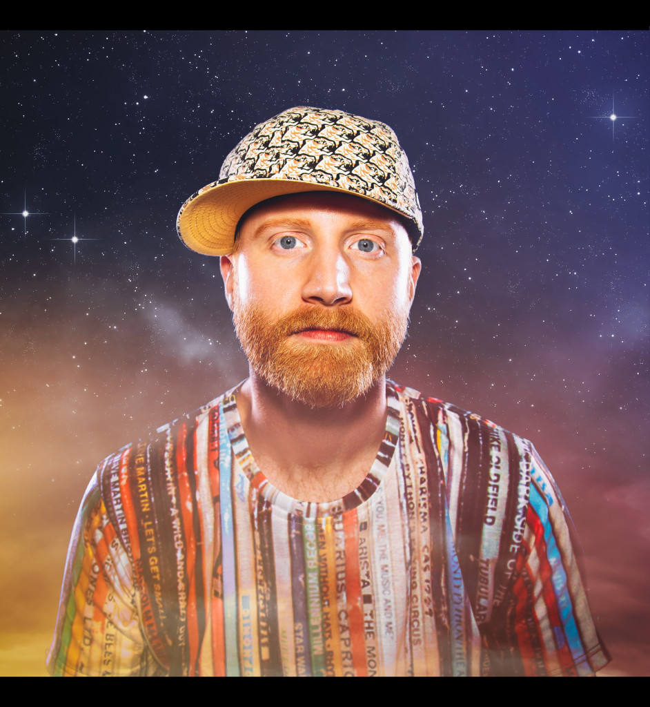 LOGAN LYNN BY ADRIAN SOTOMAYOR (2014) COSMOS