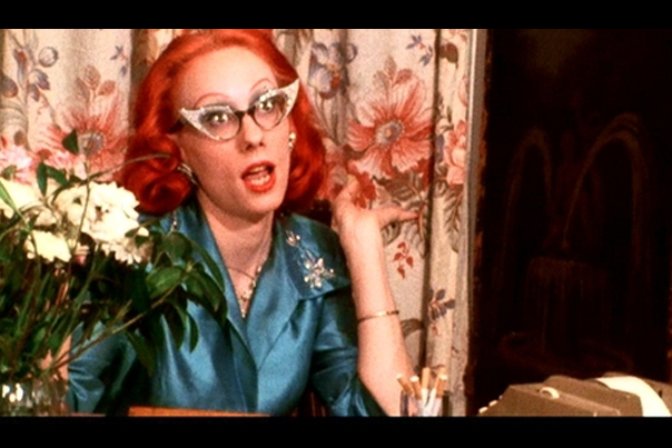 Logan Lynn Interviews Mink Stole