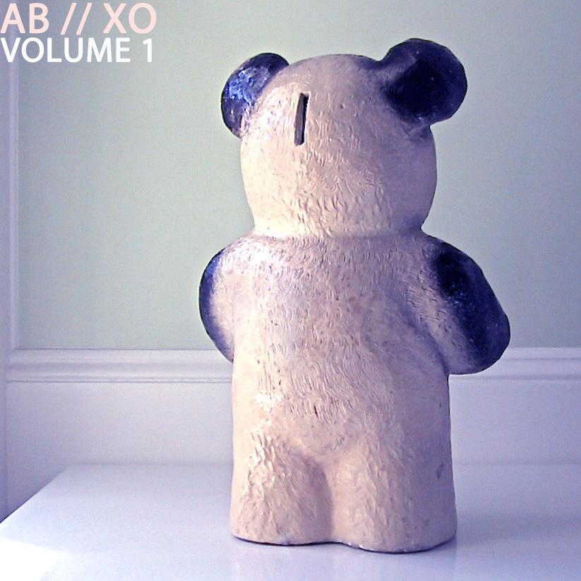 AB XO - Compilation Record - 2013 - Logan Lynn + Big Dipper + Conquistador + Darling Gunsel + Rica Shay - Album Cover