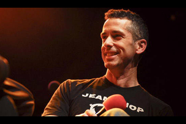 Logan Lynn Interviews Dan Savage for Queer Voices (2013) QBlog Q Center - Portland
