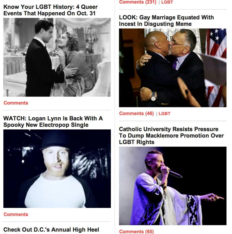 Logan Lynn on The Huffington Post