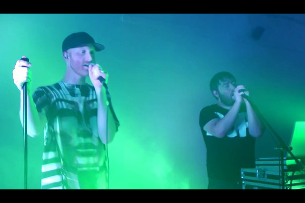 Logan Lynn and DJ Gino Mari Live in Portland (June 2013)