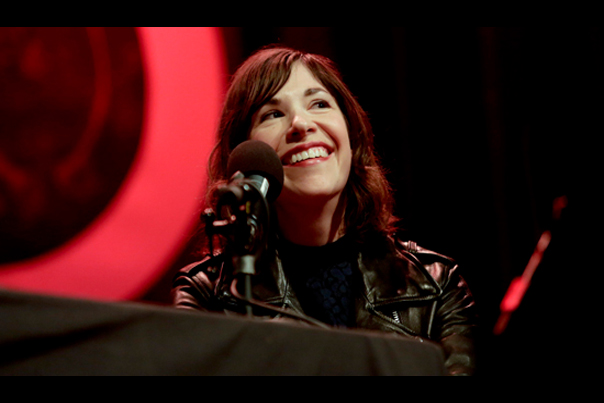 Carrie Brownstein at Q Portland by Natalie Behring and Getty Images