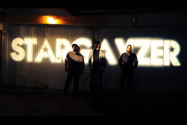 Logan Lynn at Stargayzer Festival Austin (2014)