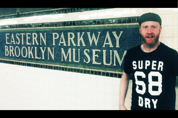 Logan Lynn in Brooklyn (2014)