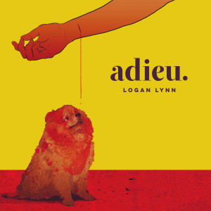 Logan Lynn - Adieu - Front Cover - Artwork by Ian Ophelan