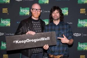 Pete Yorn and Logan Lynn (2016) Keep Oregon Well