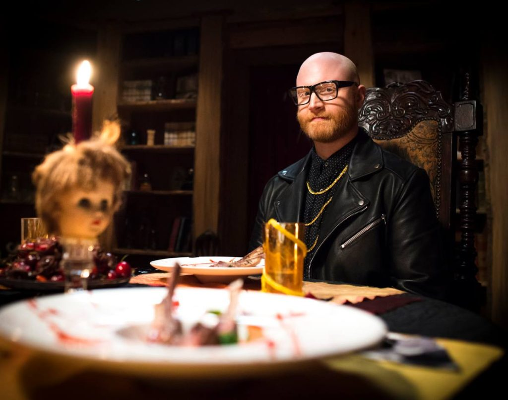 Logan Lynn on Last Meal - Season 1 - Coming Soon (2016)