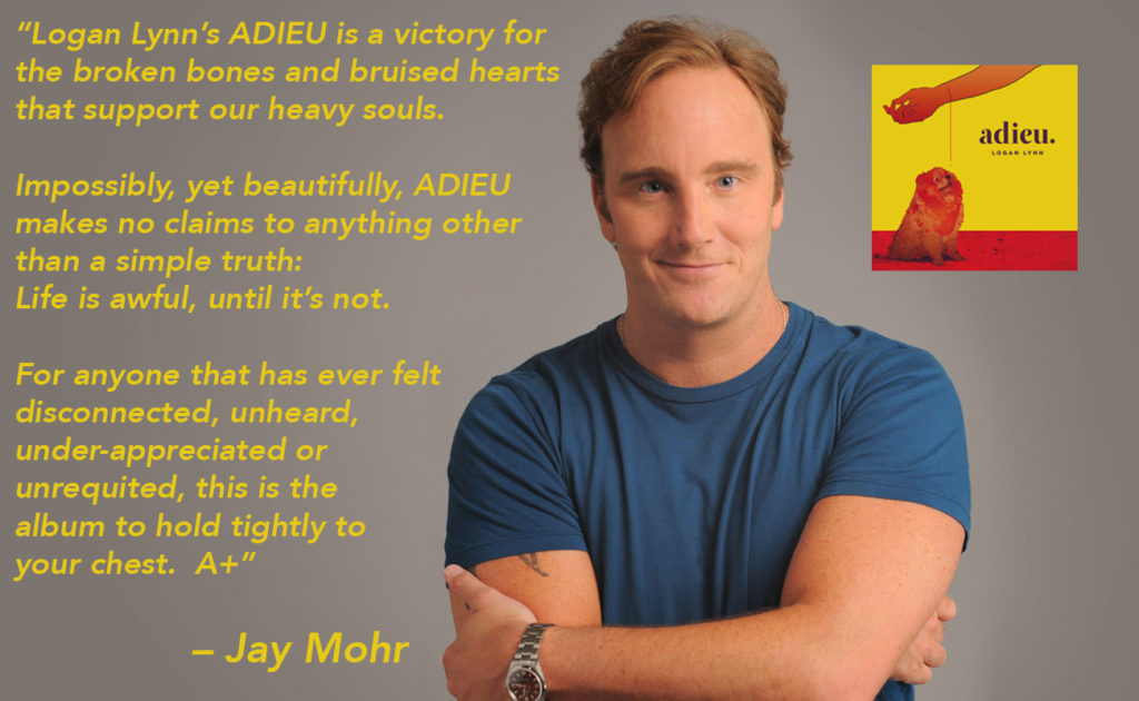 Jay Mohr Review - Logan Lynn ADIEU (2016)