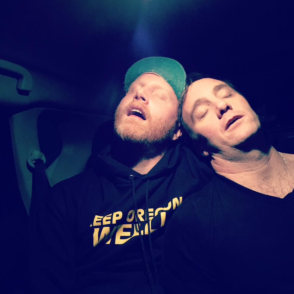 Logan Lynn and Jay Mohr (2016)