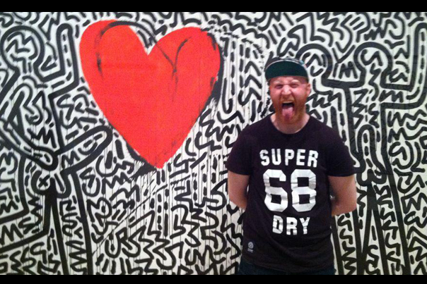 Logan Lynn Keith Haring