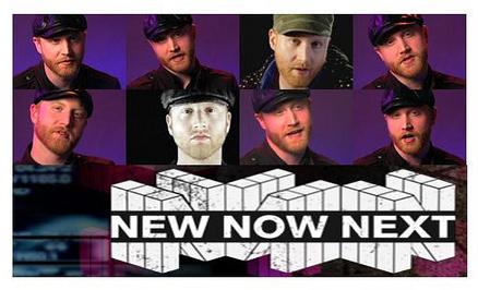 Logan Lynn Hosting NewNowNext on MTV Logo