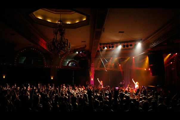 The Crystal Ballroom - Portland Oregon - (2013)  copy