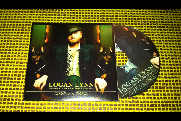 Logan Lynn Tramp Stamps and Birthmarks CD