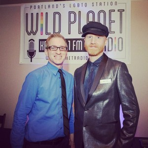 Logan Lynn and Wild Planet Radio at Q Center Gala