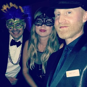 Logan Ruth and Rob at Q Center Gala 2014