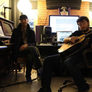 Logan Lynn and Gino Mari