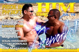 Him Magazine July 2014 Edition