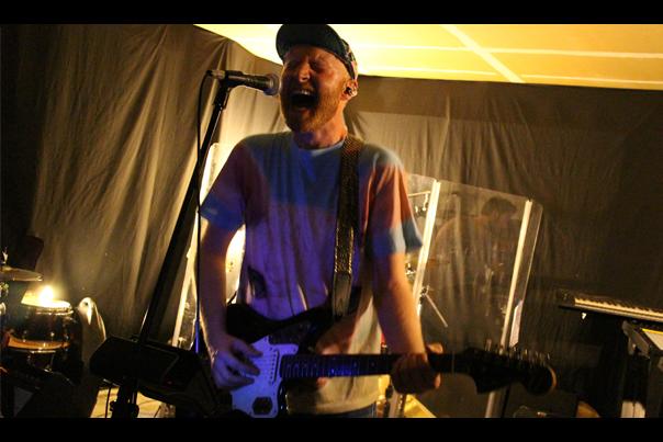 Logan Lynn Loud Face - Rehearsal at The Country Club - 2014