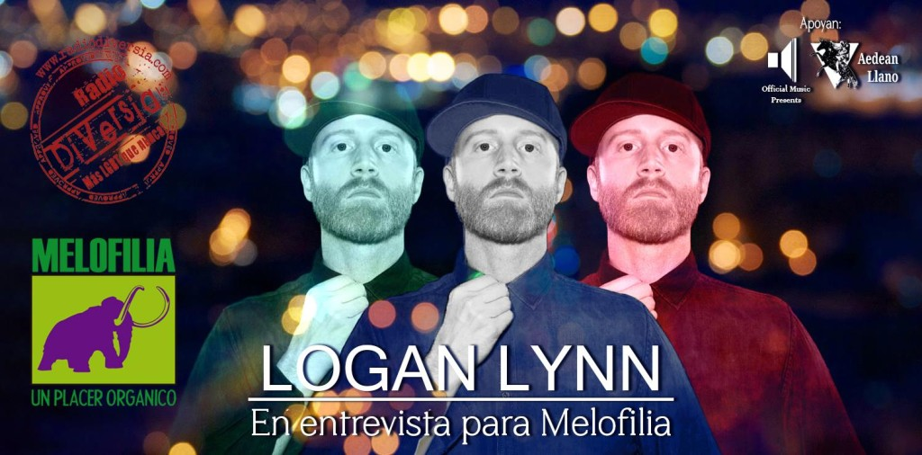 Logan Lynn on Radio Diversia Colombia May 2015