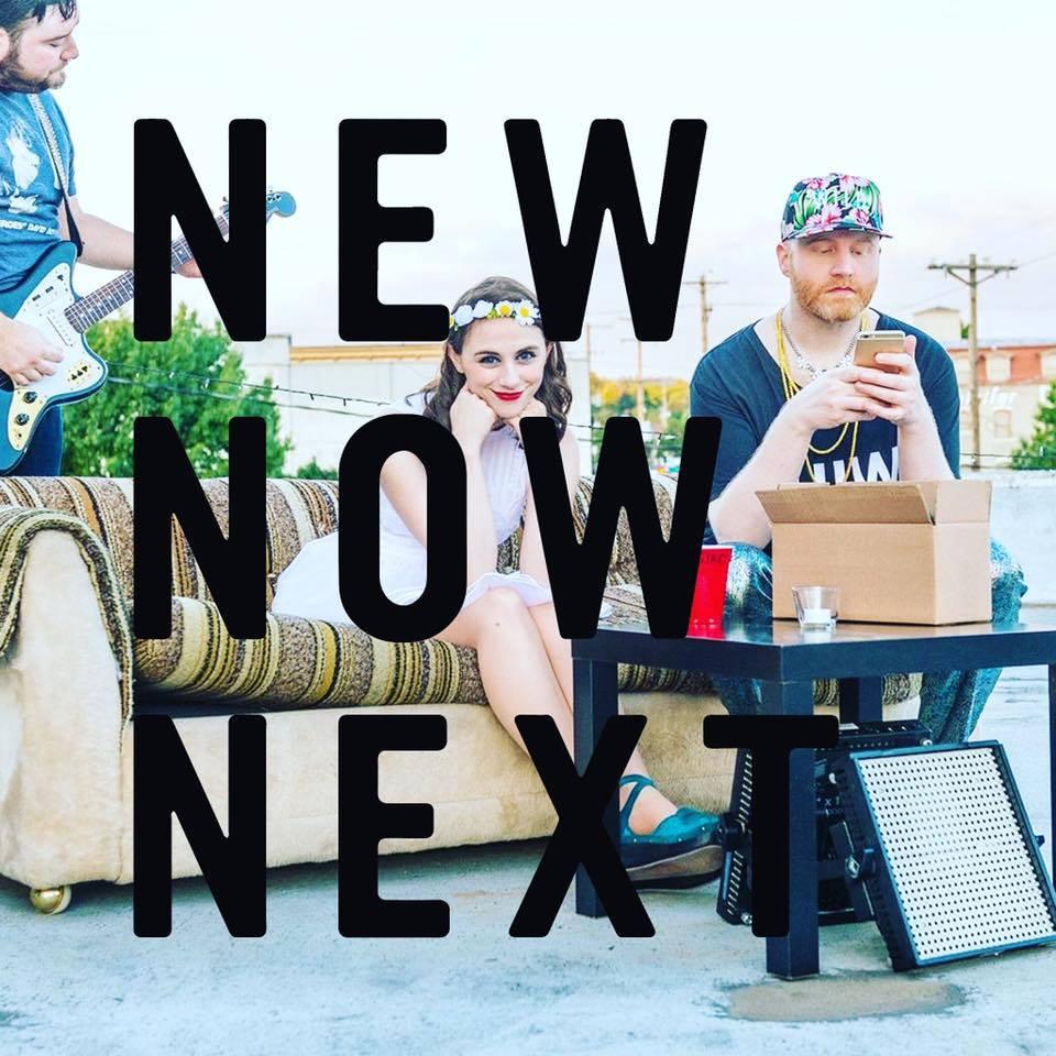 Logan Lynn on NewNowNext (2016)