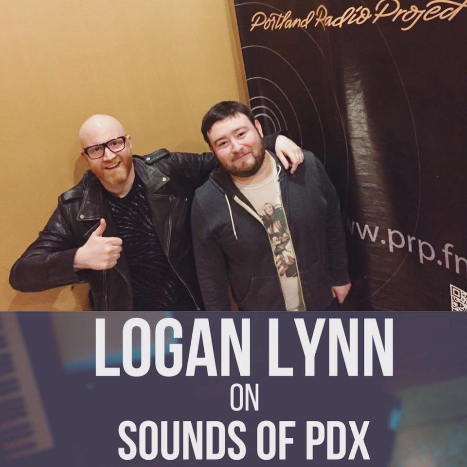 logan-lynn-and-gino-mari-on-sounds-of-pdx-radio-december-2016