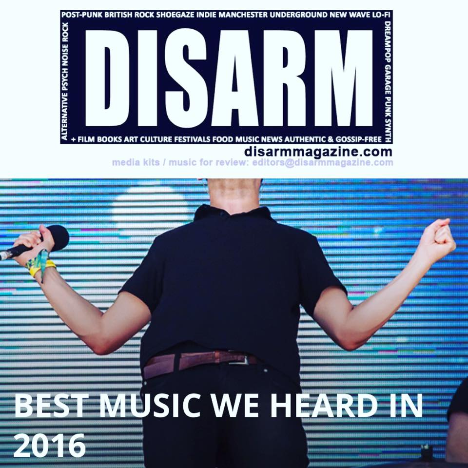 Disarm Best of 2016