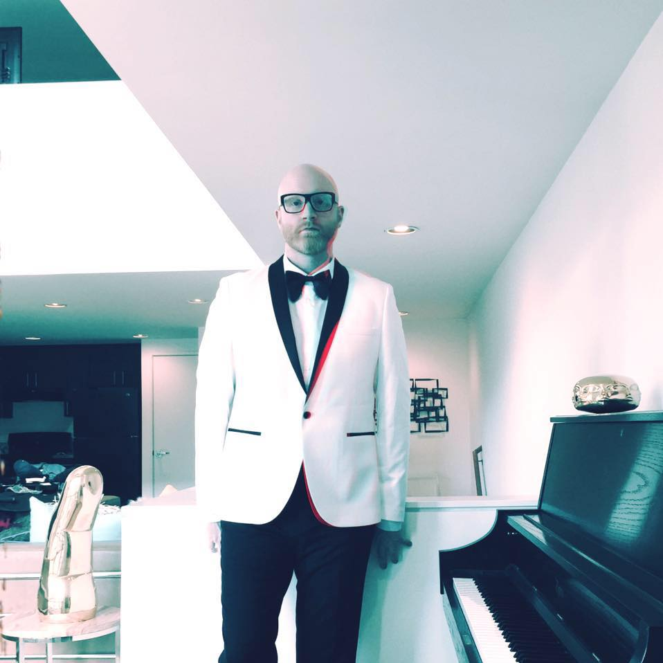 Logan Lynn at home in Portland Oregon (2017)