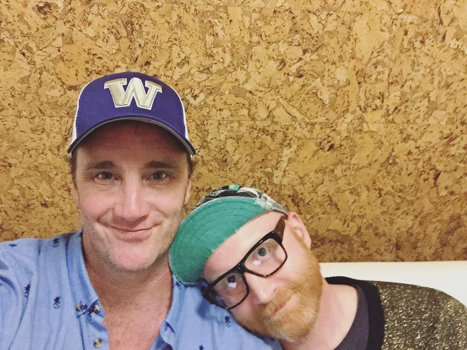 Logan Lynn and Jay Mohr (2017)